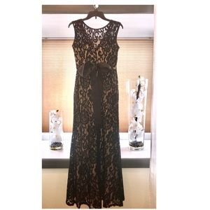 cd39f7a334a Macy s Dresses - Macy s Betsy and Adam Evening Dress
